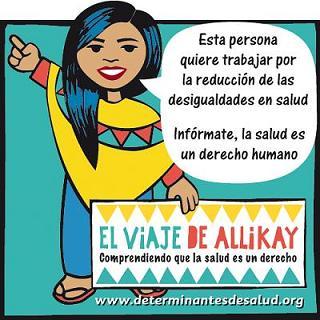 apoyo de la campana el viaje de allikay